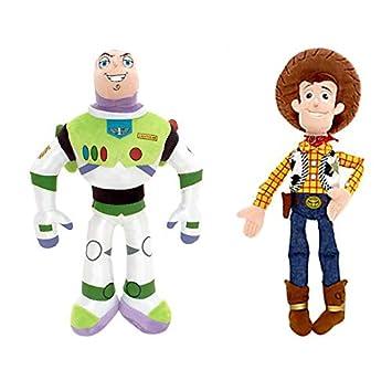 Precio Juguetes Buzz Lightyear y Woody Suave muñeca de Juguete Set-Disney Toy  Story Mini colección de Frijol (zumbido   Woody)  Amazon.es  Juguetes y  juegos efc80210140