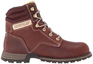 Caterpillar Women's Paisley 6 Industrial Boot, Tawny, 11 M US (Color: Tawny, Tamaño: 11)