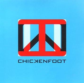 Amazon   Chickenfoot - III   C...