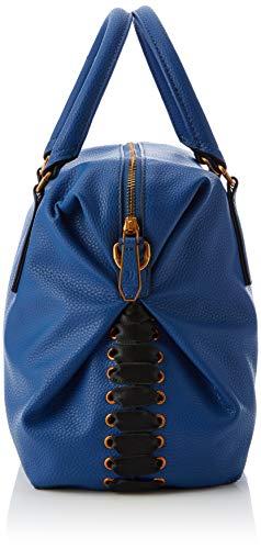 Satchel Lavanda Jeans X BagBorsa LBlubluette A Cmw Trussardi Donna35x22x15 H Mano pSzVjqULGM