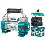 Total Auto Electric Pump Air Compressor Portable Tire Inflator