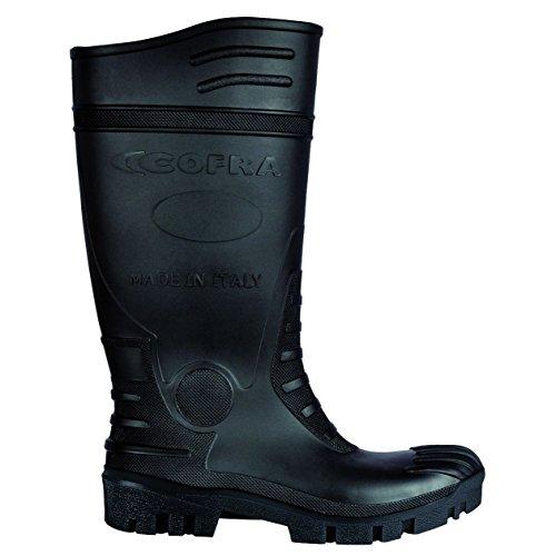 Cofra Typhoon S5SRC–zapatos de seguridad talla 43NEGRO