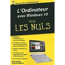 L'ordinateur avec Windows 10 pour les Nuls