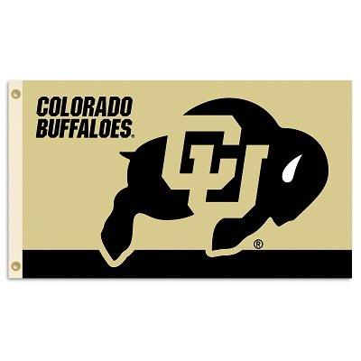 Colorado Buffalos Flag Polyester 3 ft. x 5 ft.