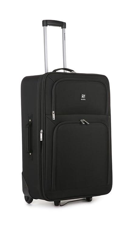 e81bccd49 Revelation Corfu Medium Suitcase Black, Size: 66 x 45 x 25/28 ...