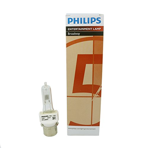 Philips 6800C 500W P28s 120V AC Reflector Lamp for Theater (Altman Stage Lighting)
