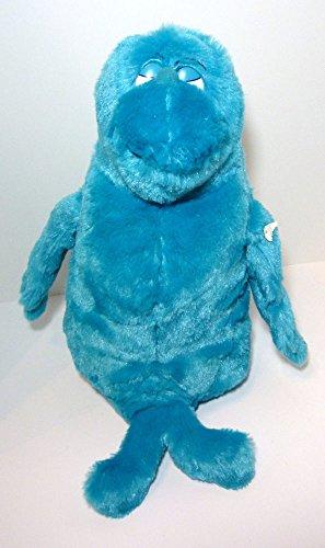 """Kohl's Dr. Seuss Big Fish 14"""" Plush Blue Fish"""