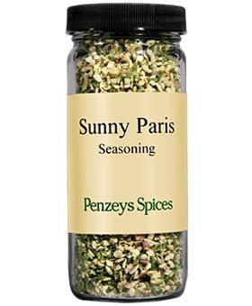 Sunny Paris Seasoning By Penzeys Spices 1 oz 1 cup jar