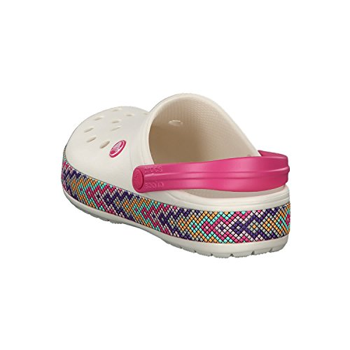 Crocs Unisex Crocband Gallery Clog Oyster 1
