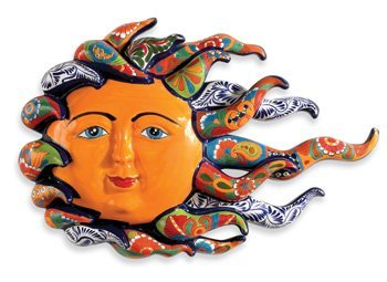 Windy Sun (Multi) - Pottery Talavera