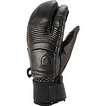 Hestra Fall Line 3 Finger Gloves, Black, 7