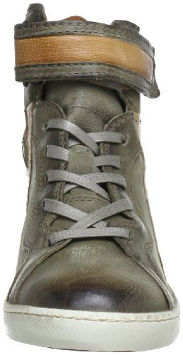 kaki Verde Para Deporte Luce 254214 bronzo Zapatillas grün kaki Cuero cuoio De Mujer Airstep PZ8Yqx