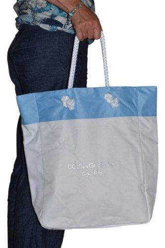 D&G Dolce&Gabbana Shopping / Beach Bag Tasche