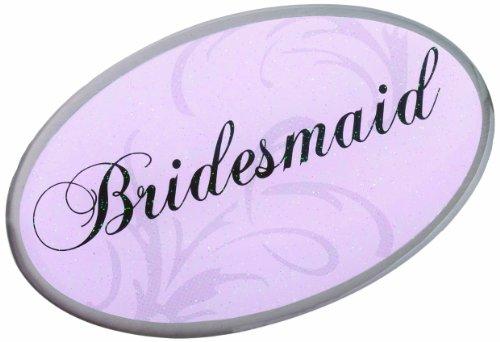 Lillian Rose Pink Bridesmaid Pin Wedding Bridal Party Gift