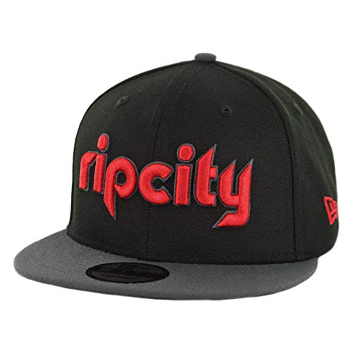- New Era Cap 9FIFTY Cap City Series NBA Portland Blazers
