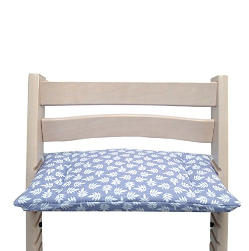 Blausberg Baby - Cushion for Tripp Trapp High Chair of Stokke - Lilac Spring