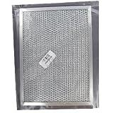 American Metal Aluminum Range Hood Filter - 8-1/4'' X 11-1/4'' X 3/8''