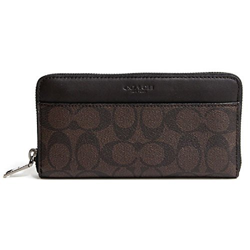 coach-mens-accordion-signature-pvc-wallet-75000-mahogany-brown