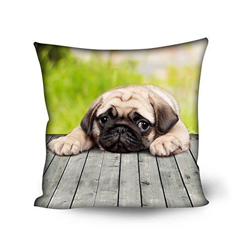 Lovely Pet Puppy Cat Pillowcase Standard Size 5050cm Pillow Case Cover Decorative (C1) New York Jets Body Pillow