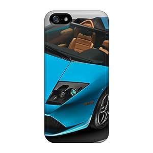 Hot Lamborghini Murcielago Lp 640 Ad Personam First Grade Phone Cases For Iphone 5/5s Cases Covers