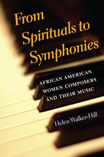 Search : From Spirituals to Symphonies: African-American Women Composers and Their Music