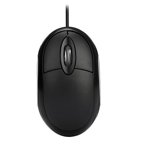 Clearance Sale!DEESEE(TM)For PC Laptop 1200 DPI USB Wired Optical Gaming Mice Mouses -