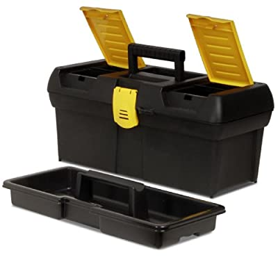 Stanley 016011R Series 2000 16-Inch Tool Box by Stanley