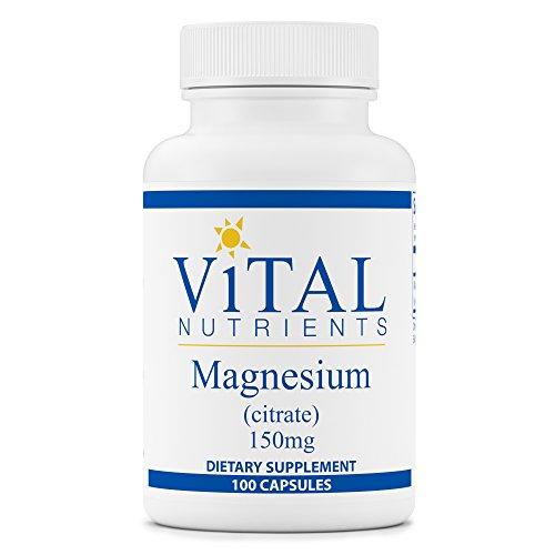 Vital Nutrients Magnesium Enhanced Absorption