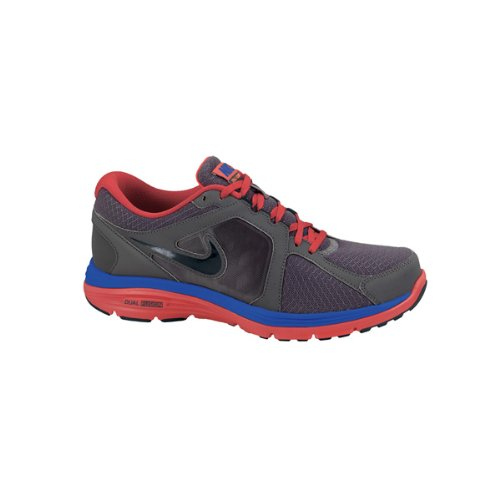 NIKE Mamba Instinct Men's Size 11 Medium Width Basketball Shoes Black/White/Wolf Grey (Shoes Fusion Basketball)