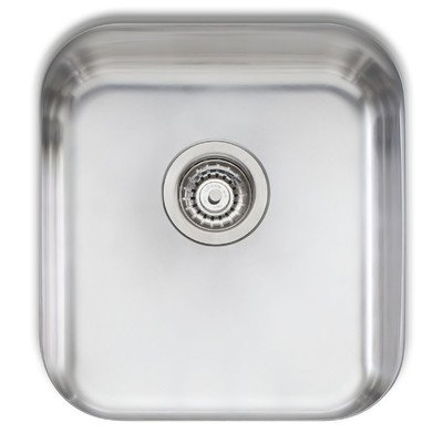 Oliveri Undermount Kitchen Sink - Melbourne 17.75