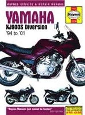 Yamaha Xj900 Diversion Service And Repair Manual Haynes Manuals Amazon Com Au Books