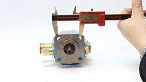 11 GPM 2 Stage Log Splitter Gear Pump [91-129-PUMP-11] Photo #5
