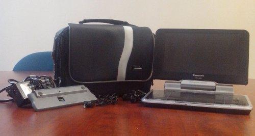 Panasonic DVD-LS850 Portable DVD Player with 8.5