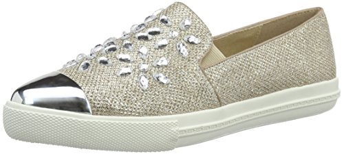 KG Miss Gold Comb Low Top Sneakers Gold Women's Lianna d1vWAqrxw1