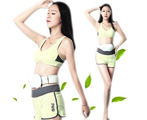 MXXYY Women and Men Slimming Belt Slimming Equipment Machine Massage Fat belt Electric Stimulators Fat Burning Belt Hot Sale Vibration Belt Keeping Your Body fit Extreme - Fast Weight Loss