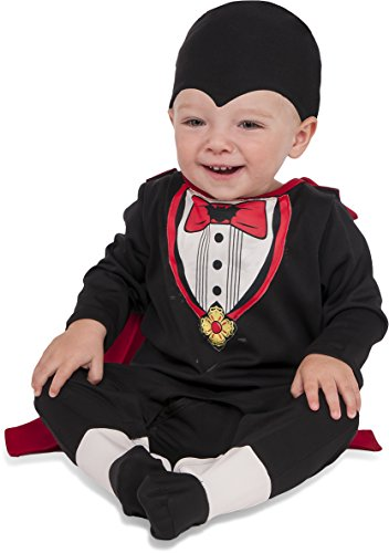 Toddler Vampire Costumes (Rubie's Costume Co. Baby Tiny Vampire Costume, As Shown, Toddler)