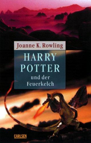 Harry Potter und der Feuerkelch (Band 4) (Ausgabe für Erwachsene)