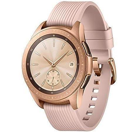 Amazon.com: Samsung Galaxy Watch (42mm) Rose Gold (Bluetooth ...