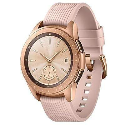 Samsung Galaxy Watch (42mm) Smartwatch (Bluetooth) Android/iOS Compatible -SM-R810 – Intenational Version -No Warranty … (Rose Gold) - 4004852 , B07GQNVKZG , 454_B07GQNVKZG , 235 , Samsung-Galaxy-Watch-42mm-Smartwatch-Bluetooth-Android-iOS-Compatible-SM-R810-Intenational-Version-No-Warranty-Rose-Gold-454_B07GQNVKZG , usexpress.vn , Samsung Galaxy Watch (42mm) Smartwatch (Bluetooth) Andro