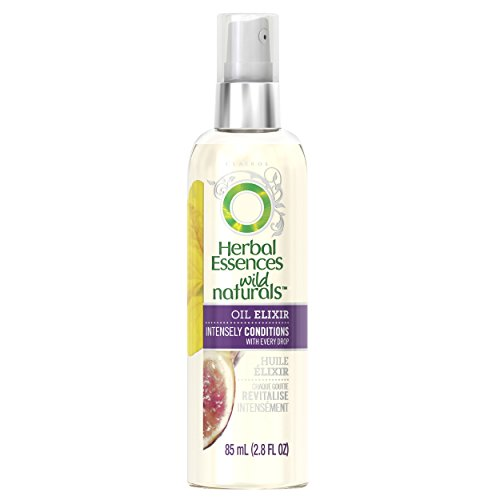 Herbal Essences Wild Naturals Rejuvenating Hair Oil Elixir, 2.8 Fl Oz