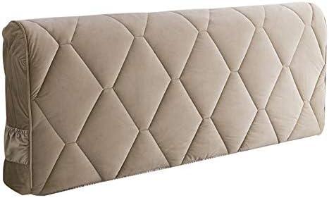 ヘッドボードカバーオールインクルーシブの布製ベッドヘッドソフトパックシンプルでモダンなヨーロッパのダストカバー1.8 M木製ベッドヘッド保護ケース ZHANGQIANG (Color : A, Size : 180*50cm)