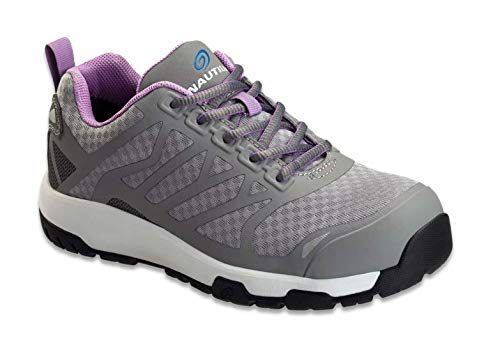 Nautilus 2489 Women's Velocity Slip Resistant ESD Work Shoe - Carbon Safety Toe ()