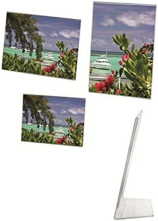 Cornice portafoto acrilico da tavolo 20 x 30 Orizzontale