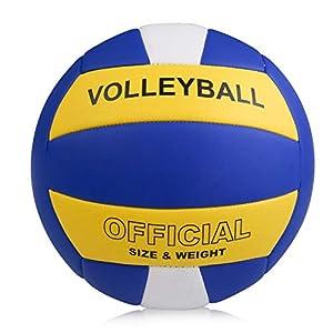 YANYODO pallavolo Pallone da Beach Volley Soft Touch Volleyball Pallavolo per Bambini/Giovani/Adulti 41yCNo%2Bt13L. SS300
