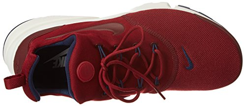 Chaussures Fly team sail navy 604 Rouge Gymnastique De Presto Red Nike Homme Red team 5E60qUwA