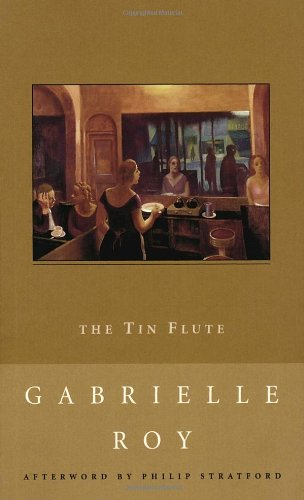 the tin flute essay In an attempt to make himself a better canadian, craig macbride is reading and  reviewing the books that shaped this country the tin flute.