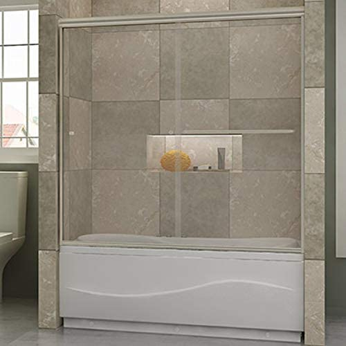 Ivory Glass Swan CCSK723636.132 Solid Surface Glue-Up 3-Panel Shower Wall Kit 36-in L X 36-in H X 72-in H
