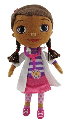 (Doc McStuffins Beans Doc Plush - 8