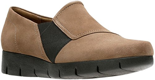 Women's On Monarch CLARKS Daelyn Olive Slip ITwIYq
