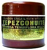 Collagen & Vitamin E Tepezcohuite Cream by Del Indio Papaco